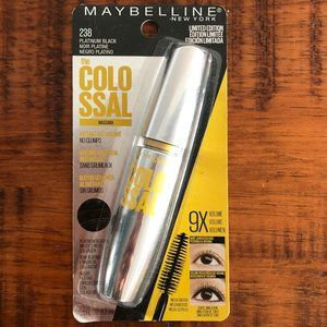 Maybelline New York  Colossal Mascara Limited Edit